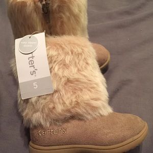 Carter's brand NWT Size 5 Boots